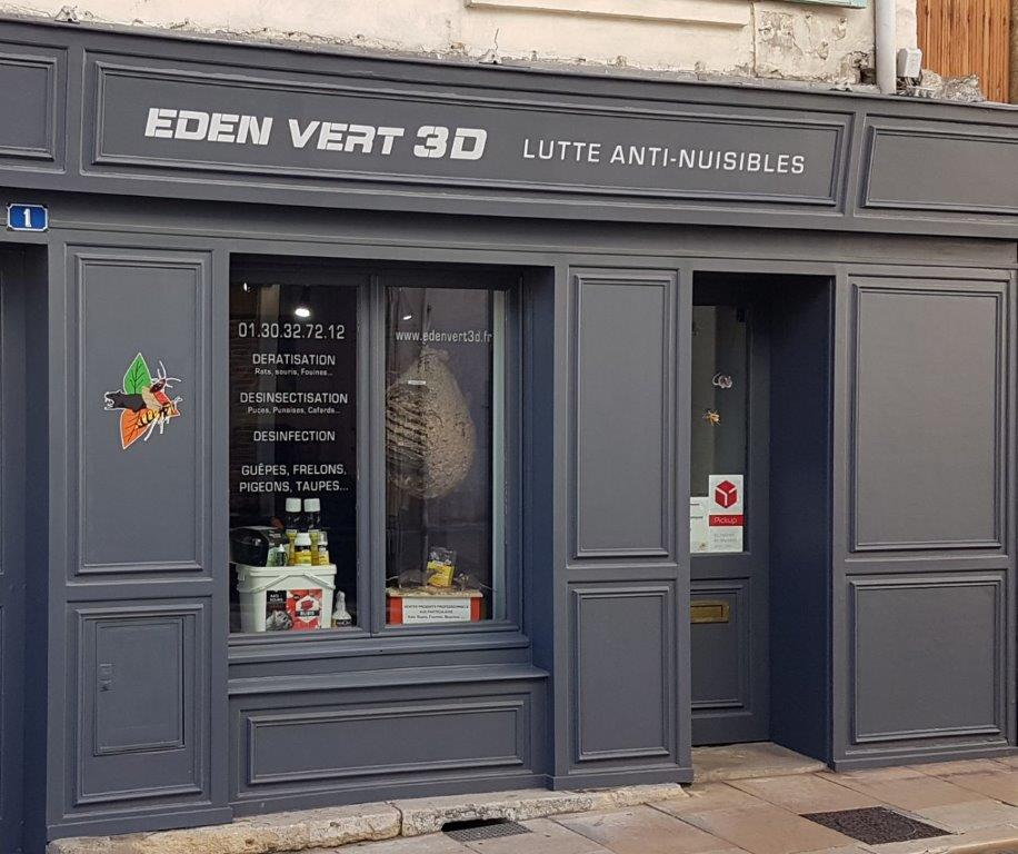 Eden Vert 3D Pontoise